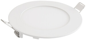 ORION PANEL LED PODTYNKOWY OKRĄGŁY SLIM 6W, 480LM, 120MM O-600-0102